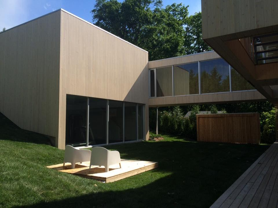 Architecture Pierre Thibault