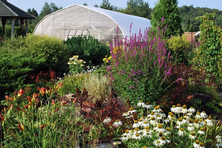Des jardins en fleurs