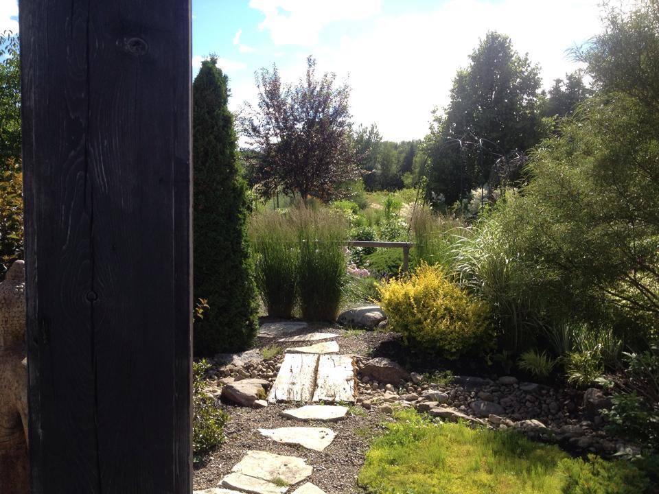 Entrez dans le jardin zen