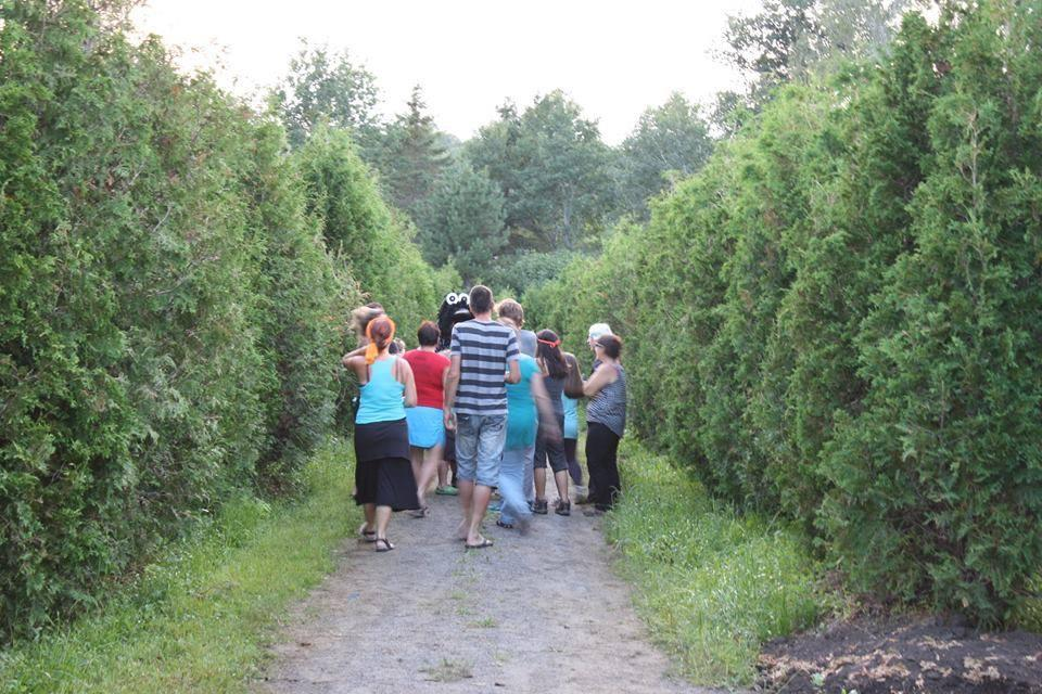Marche Labyrinthe